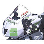 Hotbodies Racing TKR Racing Windscreen -  Dirt Bike Windscreens and Accessories