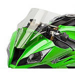 Hotbodies Racing WSBK Spec Racing Windscreen -  Dirt Bike Windscreens