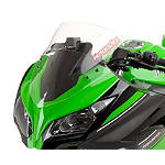 Hotbodies Racing SS Stock Replacement Windscreen - Yamaha Dirt Bike Windscreens and Accessories