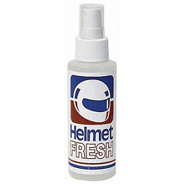 Helmet Cleaner - 4oz - Motorex Helmet Care Spray - 200ml