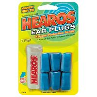 Hearos Xtreme Ear Plugs 14 Set
