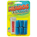 Hearos Xtreme Ear Plugs 14 Set - Hearos Motorcycle Helmet Accessories