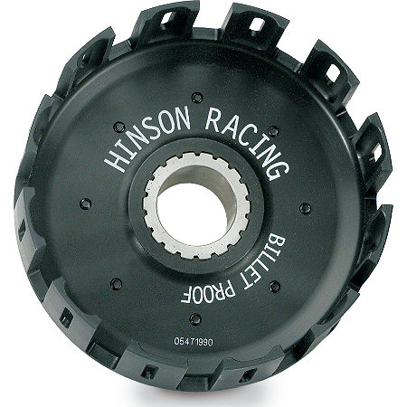 Hinson Billet Clutch Basket With Cushions - Main