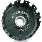 Hinson Billet Clutch Basket - Yamaha Dirt Bike Dirt Bike Parts