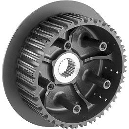 Hinson Inner Clutch Hub - 2006 KTM 250XC TM Designworks Factory Edition 2 Stage Chain Slide-N-Guide Kit - Black