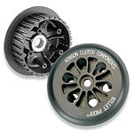 Hinson Inner Hub & Pressure Plate Kit (4 Spring) - Hinson Dirt Bike Clutch Kits and Components