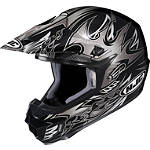 HJC CL-X6 Helmet - Frenzy - Utility ATV Off Road Helmets