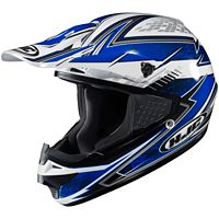 HJC CS-MX Helmet - Blizzard