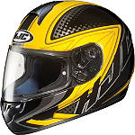 HJC CL-16 Helmet - Voltage -  Open Face Motorcycle Helmets