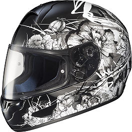 HJC CL-16 Helmet - Virgo - HJC CL-16 Helmet - Voltage