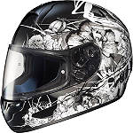 HJC CL-16 Helmet - Virgo - HJC Cruiser Helmets and Accessories