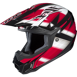 HJC CL-X6 Helmet - Spectrum - HJC CL-X6 Slash Helmet