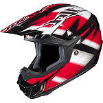 HJC CL-X6 Helmet - Spectrum - Utility ATV Off Road Helmets