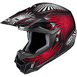 HJC CL-X6 Helmet - Whirl - Dirt Bike Off Road Helmets