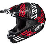 HJC CS-MX Link Helmet - HJC ATV Protection