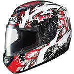 HJC CS-R2 Helmet - Skarr - HJC Motorcycle Helmets and Accessories