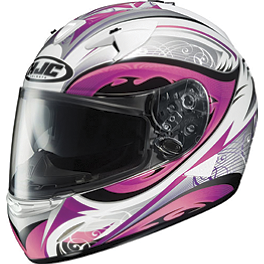 HJC IS-16 Helmet - Lash - HJC CL-Y Youth Helmet - Razz
