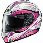 HJC IS-16 Helmet - Lash - Womens Full Face Motorcycle Helmets