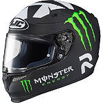 HJC RPHA 10 Helmet - Spies Monster II - HJC Motorcycle Helmets and Accessories