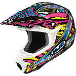 HJC CL-X6 Fuze Helmet - Dirt Bike Helmets and Accessories
