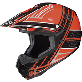 HJC CL-X6 Slash Helmet - 2013 Fly Racing Kinetic Pro Helmet - Trey Canard Replica
