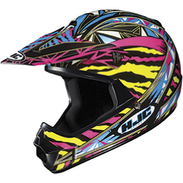 HJC CL-XY Youth Fuze Helmet - 2012 Fox Youth V1 Helmet - Undertow