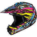 HJC CL-XY Youth Fuze Helmet - HJC Utility ATV Helmets and Accessories