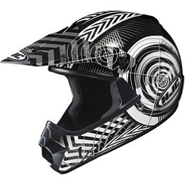 HJC CL-XY Youth Wanted Helmet - 2011 Thor Youth Quadrant Helmet