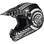 HJC CL-XY Youth Wanted Helmet - Dirt Bike Helmets and Accessories