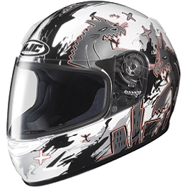 HJC CL-Y Youth Helmet - Katzilla - Scorpion EXO-400Y Youth Helmet