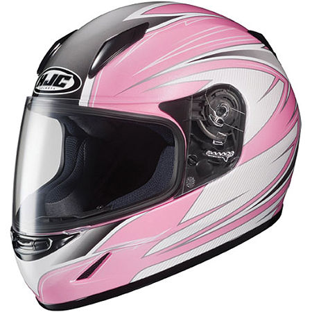 HJC CL-Y Youth Helmet - Razz - Main