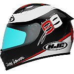 HJC FG-17 Helmet - Lorenzo X-Fuera - HJC Motorcycle Helmets and Accessories