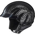 HJC CS-2N Helmet - Razor - HJC Motorcycle Open Face