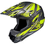 HJC CL-X6 Helmet - Fulcrum - Dirt Bike Off Road Helmets