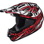 HJC CS-MX Stagger Helmet - HJC ATV Protection