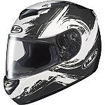HJC CS-R2 Helmet - Contrast - HJC Motorcycle Helmets and Accessories