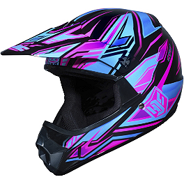 HJC CL-XY Youth Helmet - Fulcrum - GMAX GM76X Helmet - Pink Ribbon