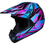 HJC CL-XY Youth Helmet - Fulcrum - Utility ATV Helmets and Accessories