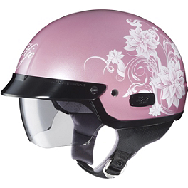 HJC IS-2 Helmet - Blossom - Speed & Strength Women's SS500 Helmet - MotoLisa