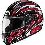 HJC CL-MAX 2 Helmet - Atomic -  Motorcycle Flip Up Modular Helmets