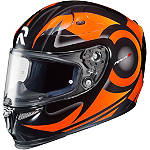 HJC RPHA 10 Helmet - Buzzsaw - HJC Motorcycle Helmets and Accessories
