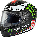HJC RPHA 10 Helmet - Lorenzo Replica - HJC Motorcycle Helmets and Accessories
