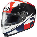 HJC RPHA 10 Helmet - Ben Spies Replica III - HJC Motorcycle Helmets and Accessories