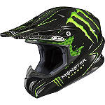 HJC RPHA X Adams Monster Helmet - HJC Dirt Bike Riding Gear