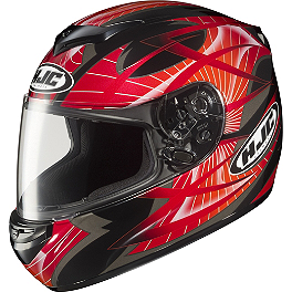 HJC CS-R2 Helmet - Storm - HJC CL-16 Helmet - Voltage