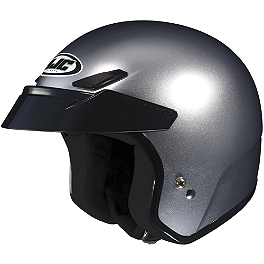 HJC CS-5N Helmet - Bell Shorty Helmet - Rally