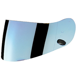 HJC HJ-09 Pinlock RST Mirrored Shield - HJC HJ-09 RST Mirrored Shield