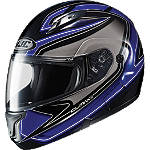 HJC CL-MAX 2 Modular Helmet - Zader - HJC Cruiser Helmets and Accessories