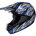 HJC CS-MX Scourge Helmet - Utility ATV Off Road Helmets