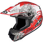 HJC CL-X6 Kozmos Helmet - HJC Utility ATV Helmets and Accessories